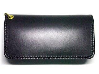 BACKDROP Leathers バックドロップ・レザーズ|PLAIN-WALLET プレーンウォレット