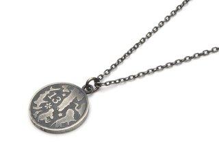 Gene Dee ジーンディ Memorial Coin Pendant 13Gene
