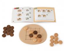 囲碁パズル 4路盤