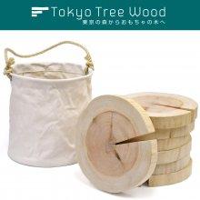 [42] ワギリ 一尺 Tokyo Tree Wood