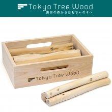 [45] ウチエダ 一尺  Tokyo Tree Wood