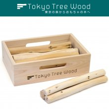 ウチエダ 一尺  Tokyo Tree Wood [カタログ掲載]