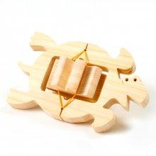 お風呂で遊ぼう (カメ)