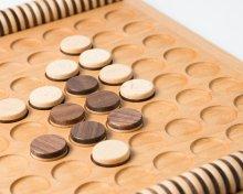 【取り寄せ】木製リバーシ (オセロ)