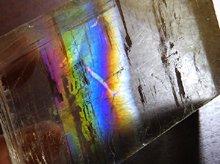 極上の虹!オプティカルカルサイト|メキシコ産|255g No.2