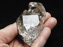 ハーキマーダイヤモンド大型結晶|65mm 105g|No.3