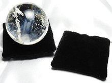 丸玉用座布団(Sサイズ)|水晶さざれ入り
