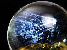 日本製無垢玉|高品質エンジェルラダークォーツ 35.5mm|右水晶|天然スパイラルクォーツ(螺旋水晶)