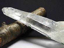 雷水晶ライトニングクォーツ|ブラジル産天然水晶|105mm 55g|No.7