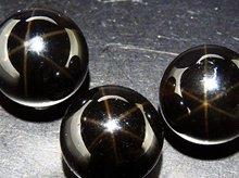 稀少スター入り!チベット産スタースモーキークォーツ|13.5mm|左水晶・右水晶|粒売り