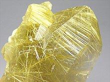 ゴールドルチルクォーツ|ブラジル産水晶原石|58.4mm 62g