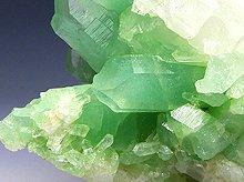 グリーンクォーツ(フックサイト in クォーツ)|パキスタン産水晶|74g|No.1