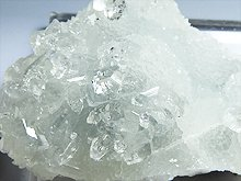 最上級アポフィライト on クォーツ|原石クラスター 56.5g|インド産|No.3