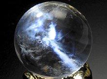 エンジェルラダークォーツ(エンジェルフェザークォーツ) No.34|右水晶 25.5mm|天然スパイラル水晶