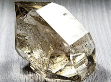 ハーキマーダイヤモンド大型結晶|53mm 63.5g|No.7