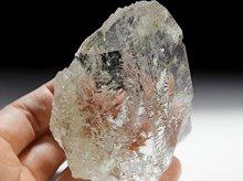 スカルドゥ産ヒマラヤ水晶|エッチドクォーツ(蝕像水晶)|41.7g|No.9