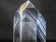 ファントムクォーツ|天然水晶ポイント|ブラジル産|42.6mm 15.3g
