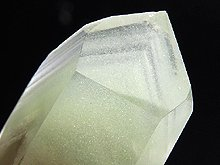 ドリームクォーツ|ファントムクォーツ|天然水晶ポイント|ブラジル産|48mm 16g