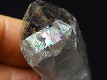 クォーツインクォーツ原石(貫入水晶)|ブラジル産|41mm 17g No.2