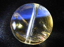 エンジェルラダークォーツ(シトリン)|左水晶・右水晶・双晶|13・15・18mm|粒売りビーズ
