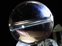 ピンクエンジェルラダークォーツ|ラウンド12mm|右水晶|粒売りビーズ No.2