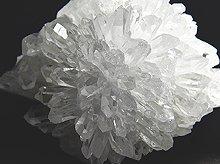ブルガリア産水晶|フラワー状クラスター 50.7g|No.27