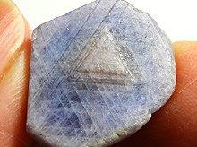 希少!レコードキーパーサファイア(コランダム)|マラウィ産原石