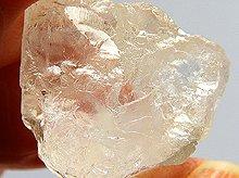 フェナカイト原石|ウラル産|4.6g No.2