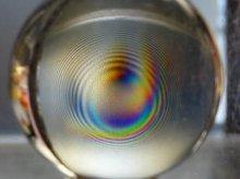 日本製無垢水晶玉|双晶|30.3mm 5A-|天然スパイラル水晶
