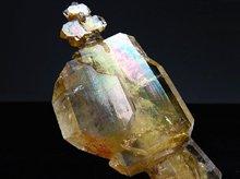 ヒマラヤゴールデンヒーラー|ファーデンクォーツ|スカルドゥ産ヒマラヤ水晶|60g No.8