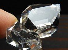 ハーキマーダイヤモンド|タイムリンク(過去、未来)|アメリカ産|30mm 10.3g|No.19