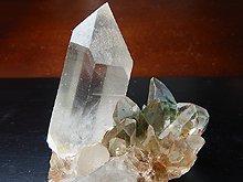 マニカラン産ヒマラヤ水晶|クローライトファントム|72mm 70g|No.15
