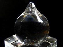 究極の宝珠|双晶|20mm×25mm|No.15|天然スパイラル水晶