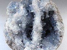 セレスタイト|原石クラスター(ジオード)|マダガスカル産|1Kg
