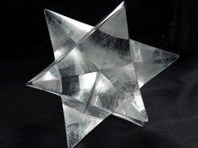 天然紫水晶アステロイドマカバ(星型正十二面体)|110mm 443g|No.5