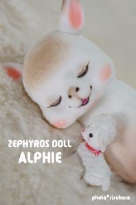 【SALE】ALPHIE(3Head+1Bodyセット)