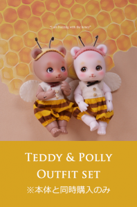 【SALE】Teddy & Polly 洋服