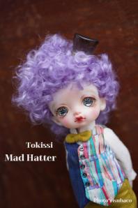 【即納品】Mad Hatter ドール本体セット