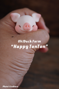 【即納品】Happy TonTon