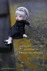 【即納品】Twinking Winter MiRo