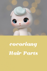【即納品】Hair part_cocoriang公式
