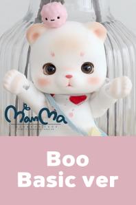 7/11 21:00頃〜【即納品】Boo Basic_Pink makeup