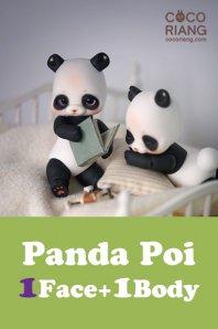 【即納品】1F+1B*panda poi 本体セット※事前了承事項あり