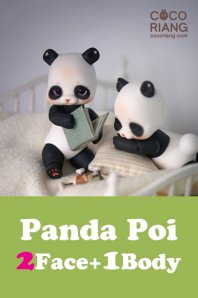 【即納品】 2F+1B*panda poi 本体セット※事前了承事項あり