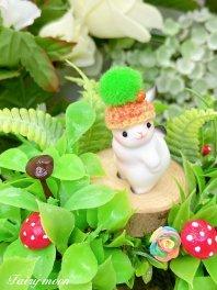 【Minichu/AUDREY】 ニット帽_Fairy*moon