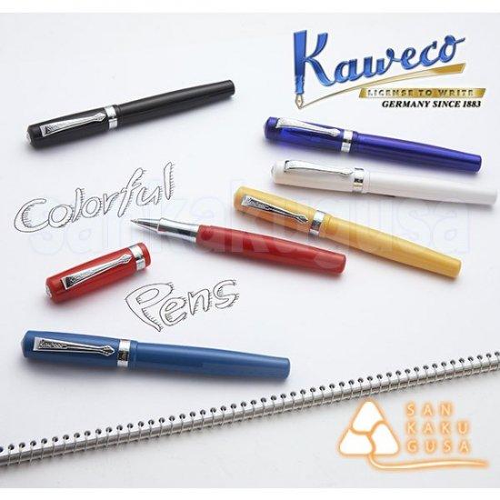 Kaweco カヴェコ スチューデント ローラーボールペン Kwecoレトロなペンケース入り