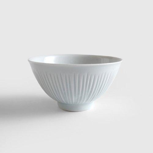砂田政美作 / 鎬(しのぎ) 飯碗