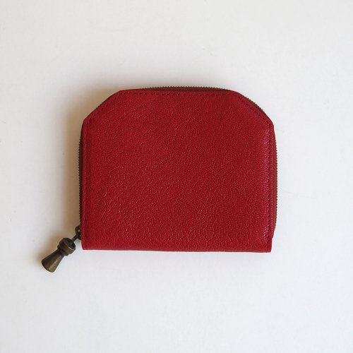POSTALCO / KETTLE ZIPPER WALLET SMALL
