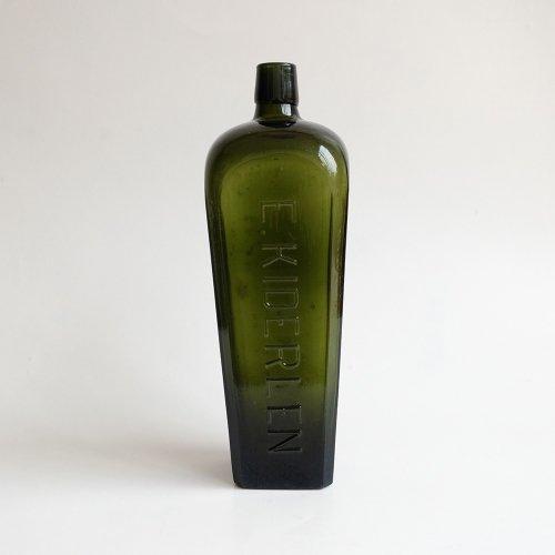 【Vintage】 E.KIDERLEN ジンボトル