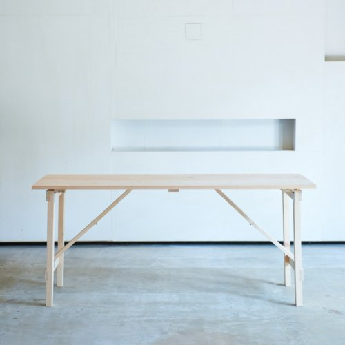 杉工場 / K&K replica series England Garden Table 【受注生産品】